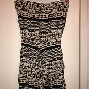 tribal pattern romper